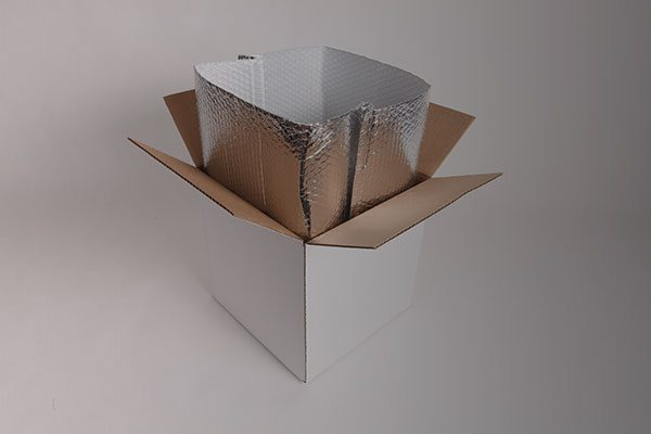 Reflective Insulated Box Liners