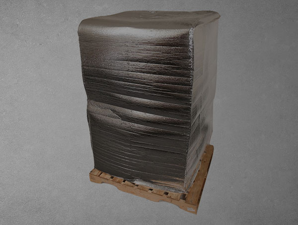 Reflective Insulated Pallet Cover