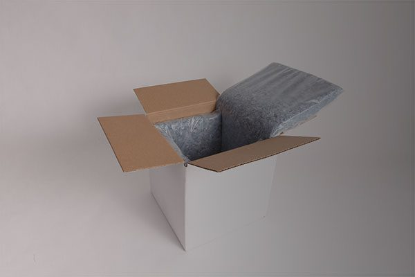 Environmentally-friendly packaging