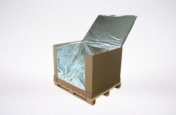 Insulated Pallet Shipper