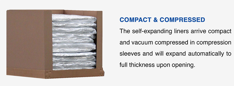 Insulating Box Liners