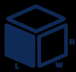 LxHxW Custom Sizes