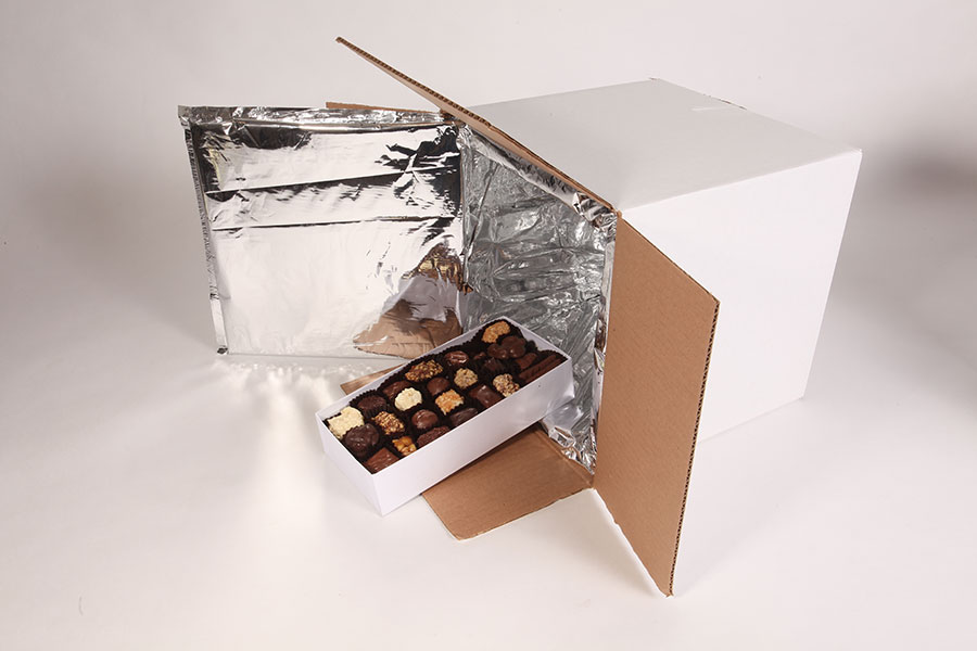 Insulated Shipping Chocolate