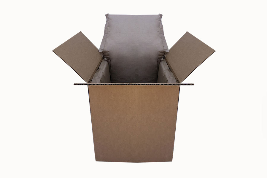 Paper Insulated Packaging Box Liner